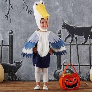 Pottery Barn Pelican Costume Bird Costume